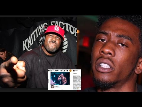 Funk Flex Calls Out Desiigner for Dissing NY Radio in Deleted Tweet | JTNEWS