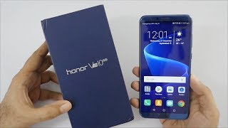 Honor View 10 Unboxing & Overview