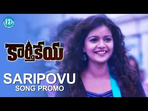 Saripovu Song Promo - Karthikeya Movie - Nikhil | Swathi Reddy