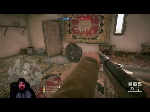 thundernick plays Battlefield 1 ( With Ty Camden )
