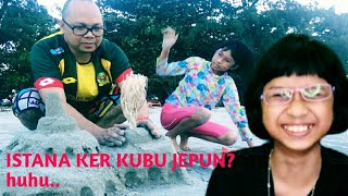 How To Build Sand Castle - Road to Johor Darul Takzim Part 2