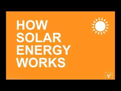 Solar 101 - How Solar Works