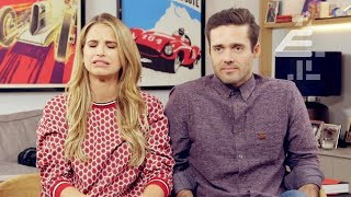 Vogue Williams & Spencer Matthews Being Couple Goals! | Spencer, Vogue and Baby Too