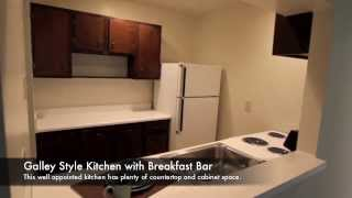 Chestnut Floor Plan, 2 Bedroom, 1 Bath, At Montana Valley Apartments.