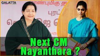 Nayanthara than adutha Jayalalitha - Kettavan director Nandhu | STR | Aramm | Velaikkaran