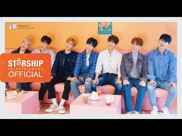 [Teaser] 몬스타엑스(MONSTA X) - 2018 SEASON'S GREETINGS