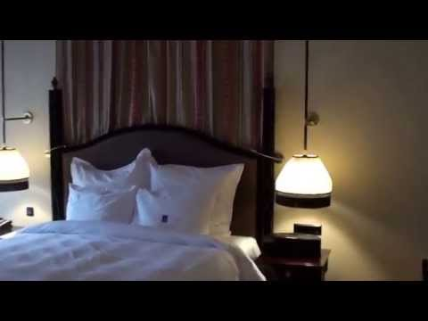 Hotel Des Indes, a Luxury Collection Hotel, The Hague, Netherlands - Review of a Junior Suite 205
