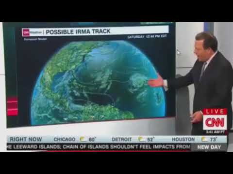 CNN Hurricane Irma explodes overnight to become a Cat 3 storm will it hit the US or fizzle out?