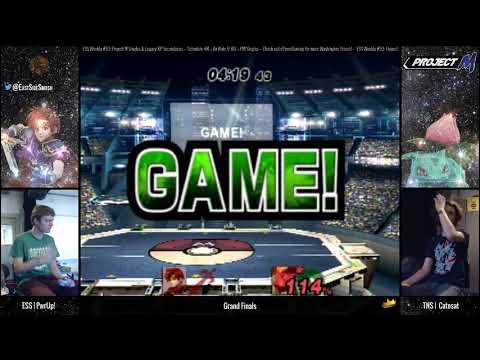 ESS Weekly #93: ESS   PwrUp! (Roy) vs TNS   Catosat (Ivysaur) - Grand Finals - Project M