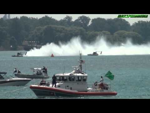 Extreme Boat Racing -- 2011 Detroit APBA Gold Cup