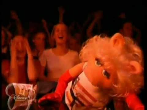 Kevin clash Miss Piggy 1996