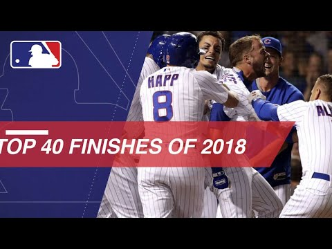 Check out the most exciting finishes of 2018