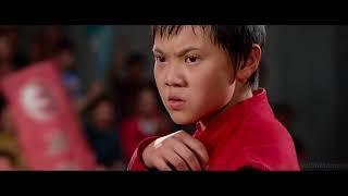 Дре против Чэна финальная драка -  Каратэ пацан