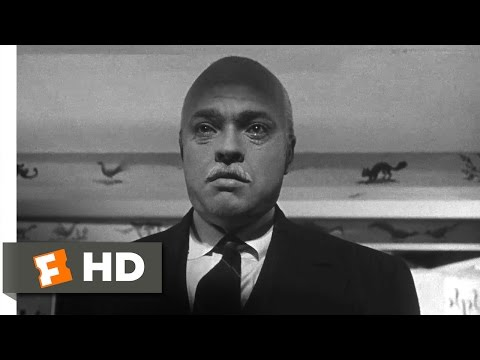 Citizen Kane - The Snow Globe Scene (9/10) | Movieclips