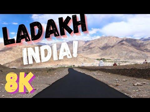 Ladakh in 8K