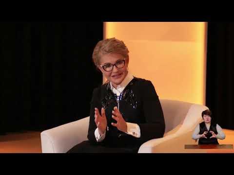 """Актуальне інтерв'ю. Юлія Тимошенко - лідерка ВО """"Батьківщина"""""""