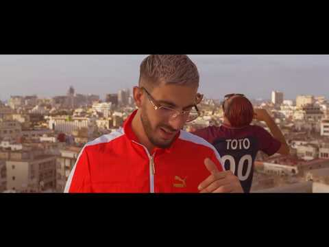 ElGrandeToto (ft. AM La Scampia) - La Cité
