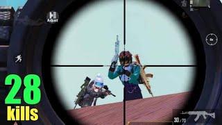 3 Snipers VS Levinho | PUBG MOBILE
