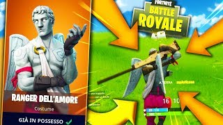 IGNORANZA CON TECH TEAR DLARZZ MARCO E LA NUOVA SKIN - Fortnite Battle Royale ITA