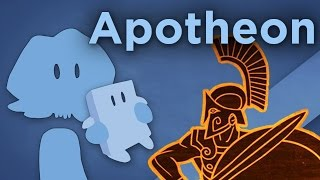 James Recommends - Apotheon - Greek Art Comes to Life as a Metroidvania Game