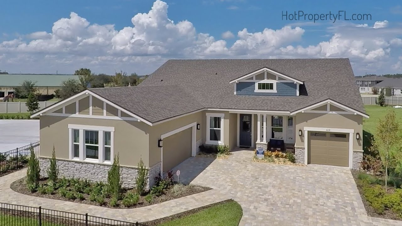Cambridge Model Home Oxford Chase Winter Garden Fl Mattamy Homes - Winter-garden-homes