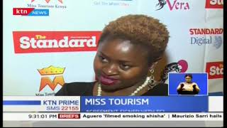 Miss Tourism Kenya and Standard Group Limited sign MoU to commemorate partnership