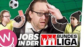 Wie man in der Bundesliga einen Job bekommt (mit Benno)