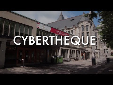 McGill Libraries: Cybertheque