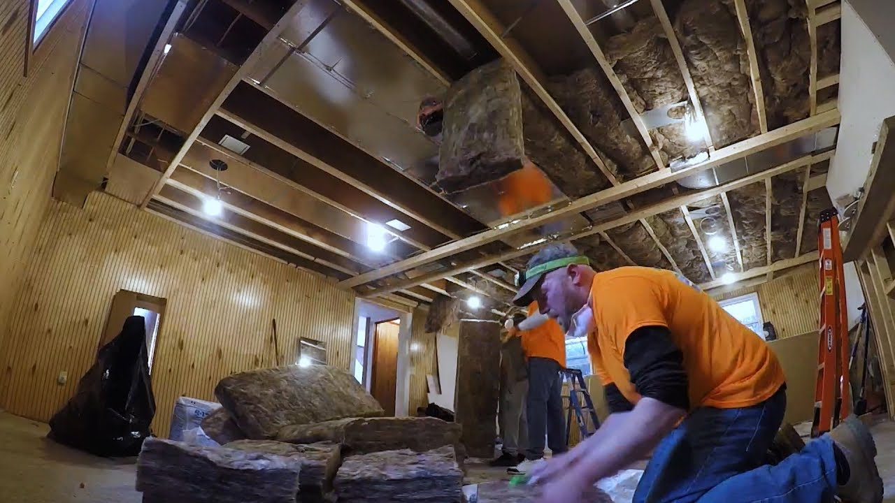 Creating an Efficient Home with Knauf Insulation