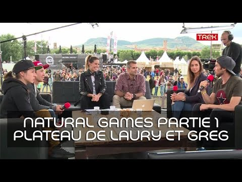 [Natural Games 2017] Revivez le live! - Partie 1: Greg et La