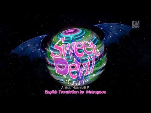 【Hatsune Miku V3 English】Sweet Devil【Project DIVA F】