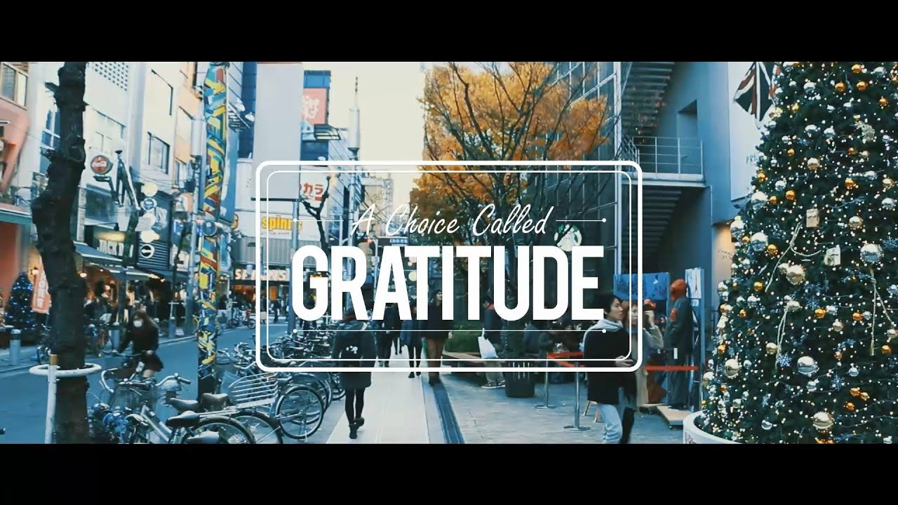 A CHOICE CALLED GRATITUDE - Christmas Short Movie