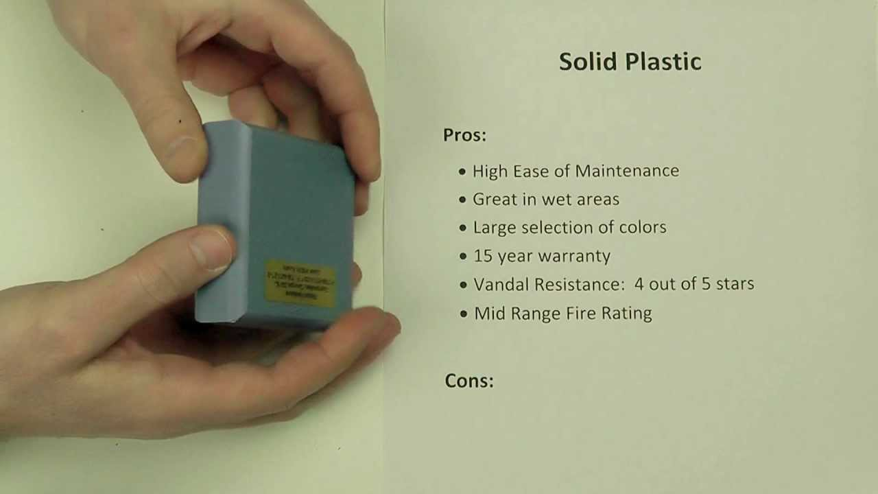 Solid Plastic Toilet Partitions YouTube - Pvc bathroom partitions