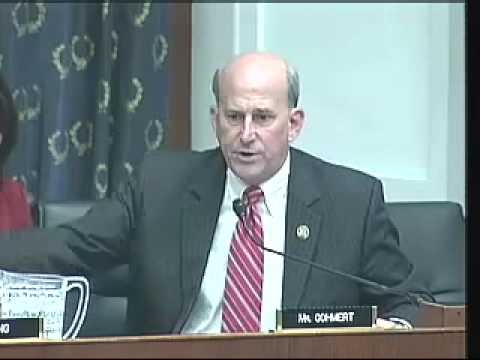 Gohmert Questions Perez On Handling Of Black Panther Voter Intimidation Case