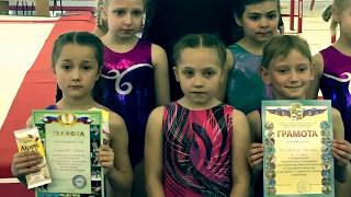 Соревнования по  спортивной гимнастике, г. Краснодар, 2 юн. разряд, 6 место