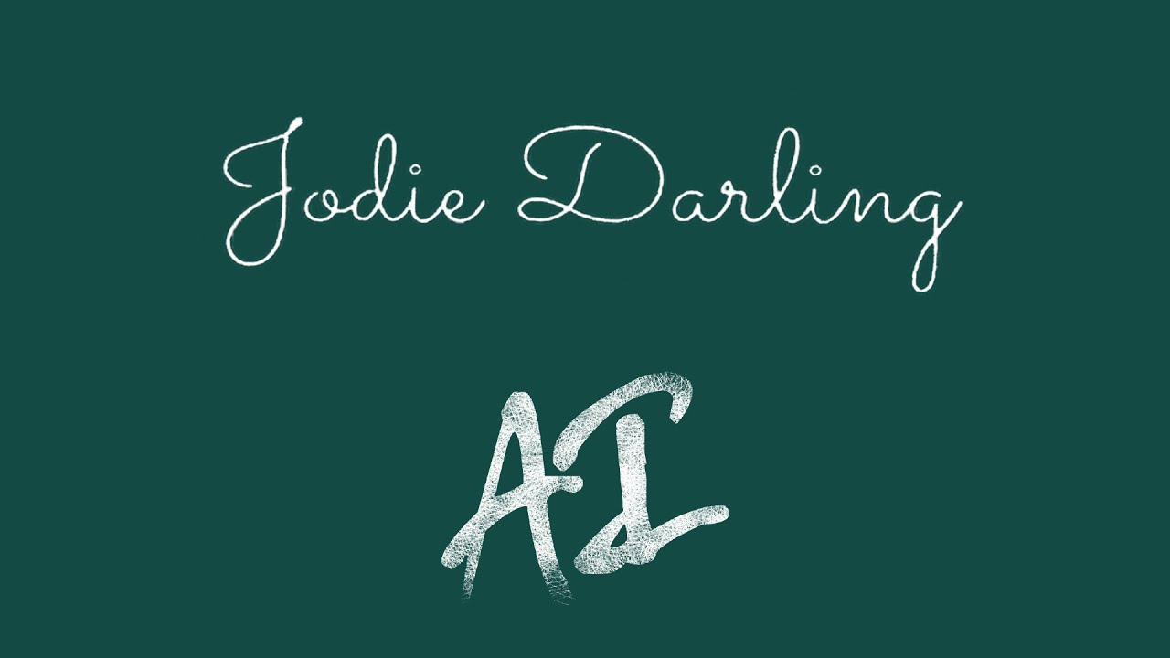 Jodie Darling by Artist Idents