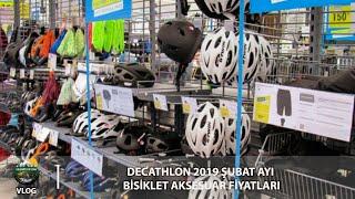 Decathlon 2019 Şubat Ayı Bisiklet Aksesuar Fiyatları