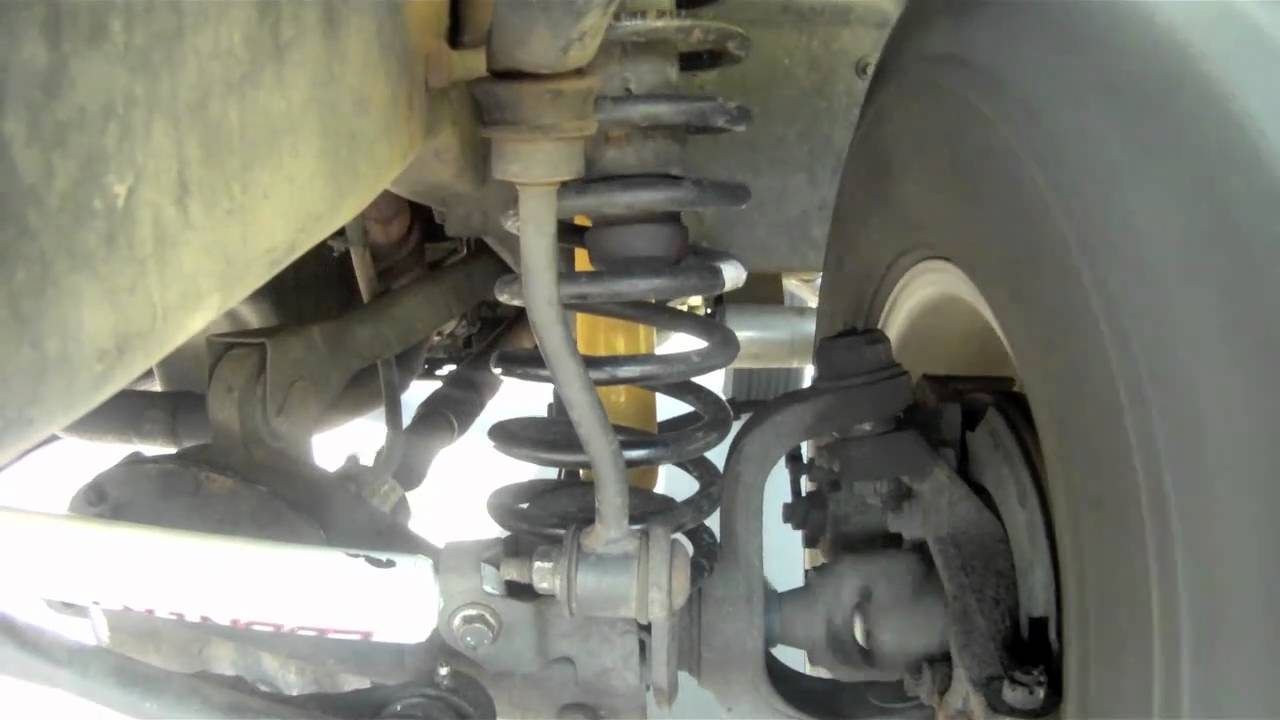 jeep tj front suspension diagram 1984 toyota pickup 4x4 wiring wrangler gopro hero hd youtube