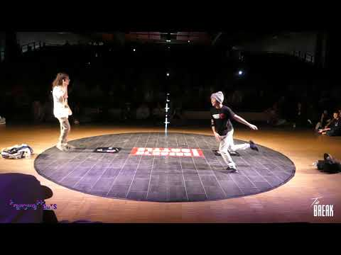 Rillieux Break'in Battle BBOY TAZ VS BBOY...