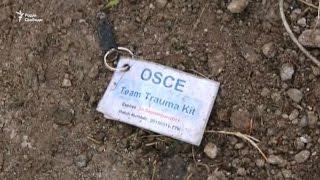 СММ ОБСЄ  під селом Пришиб загинув один, поранені двоє співробітників місії