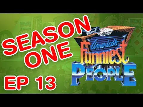 America's Funniest People | SEASON 1 - EPISODE 13