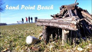 Sand Point Beach | St. Clair Lake | Windsor city | Canada