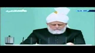 Проповедь Хазрата Мирзы Масрура Ахмада (01-10-2010)clip-5.flv