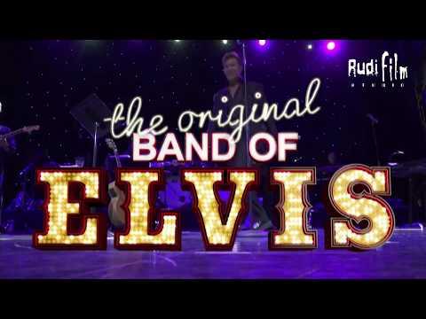 KONCERT TCB Band Oryginalny Zespół Muzyczny Elvisa Presley'a W Polsce. Warszawa 15.stycznia 2018 R