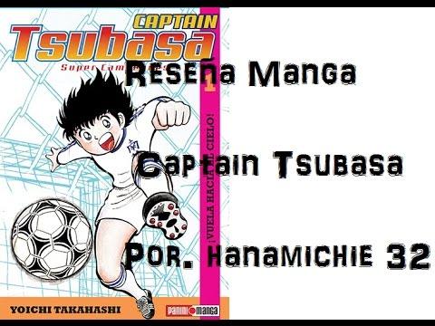 Reseña Manga | Captain Tsubasa | Super Campeones | Panini | Canta Hanamichie