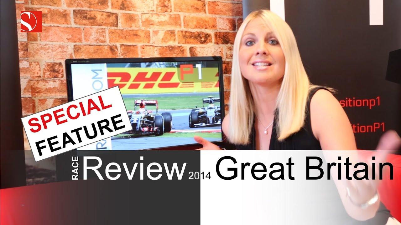 Rosanna S Views Of The British Gp Review