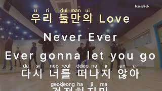 [KARAOKE] GOT7 - NEVER EVER