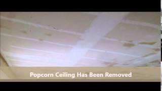 Popcorn Ceiling Removal Converse TX, Popcorn Removal Converse