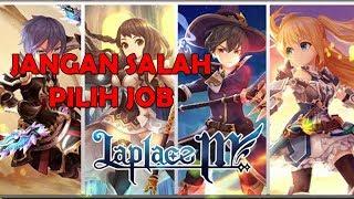 Review & First Impression Job list! Tips Pilih Job di Laplace M
