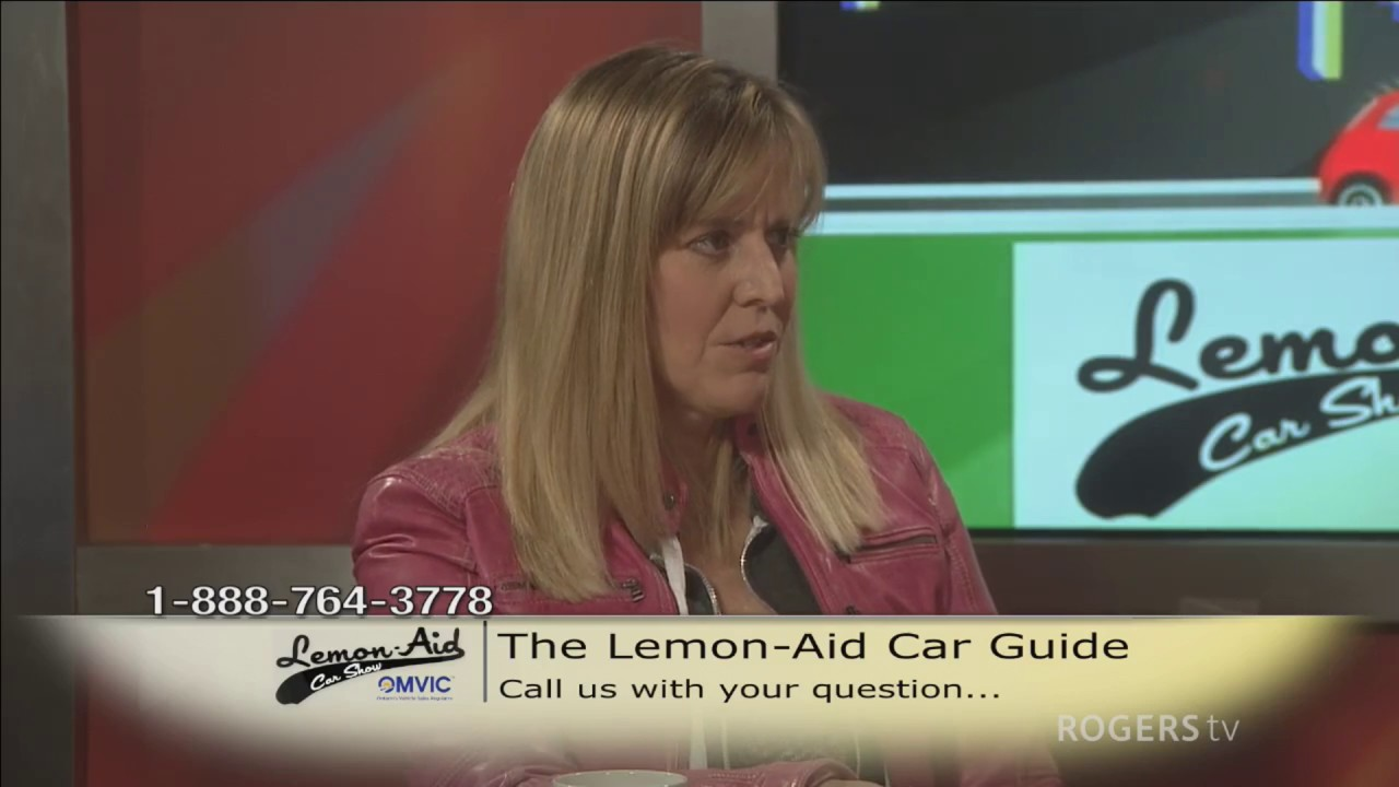 The Lemon-Aid Car Guide - Lemon-Aid Car Show/OMVIC - YouTube